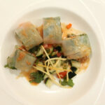 2013 Kids's State Dinner Winning Recipe: Shefalis Scrumptious Spring Rolls With Sauce