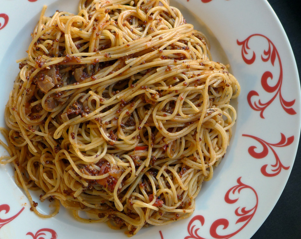 2015-03-30 - Red Quinoa Bolognese - 0008 [flickr]