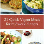 21 Quick Vegan Meals For Midweek Dinners | Yum! | Vegan …
