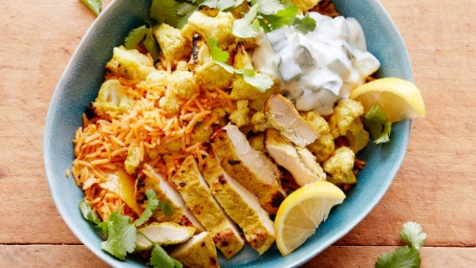21 Summery One-Bowl Dinner Recipes | Recipes | Food Network UK