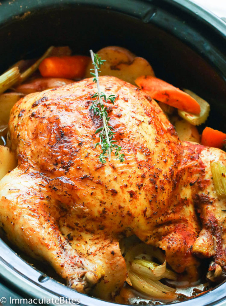 23 Different Ways To Cook Whole Chicken (With Pictures ...
