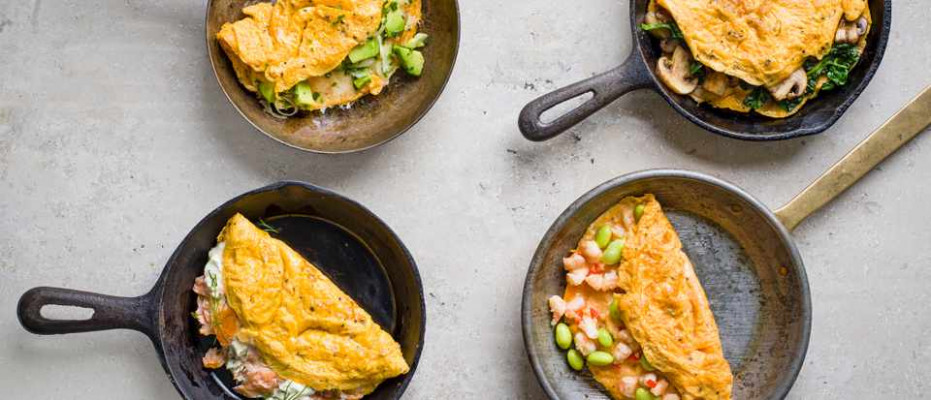 24 Easy Omelette Recipes and Frittata Recipes - olivemagazine