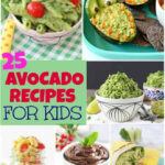 25 Avocado Recipes For Kids! – My Fussy Eater | Easy Kids …