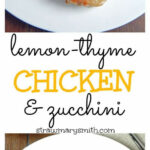25+ Best Ideas About Chicken Zucchini On Pinterest