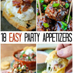 25+ Best Ideas About Easy Appetizers For Parties On …