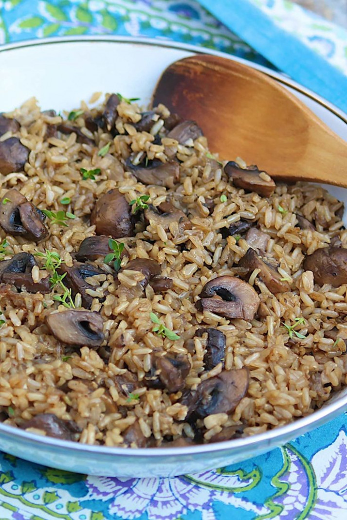 25+ best ideas about Healthy rice on Pinterest | Healthy ...