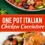 25+ Best Ideas About Italian Chicken Cacciatore On …