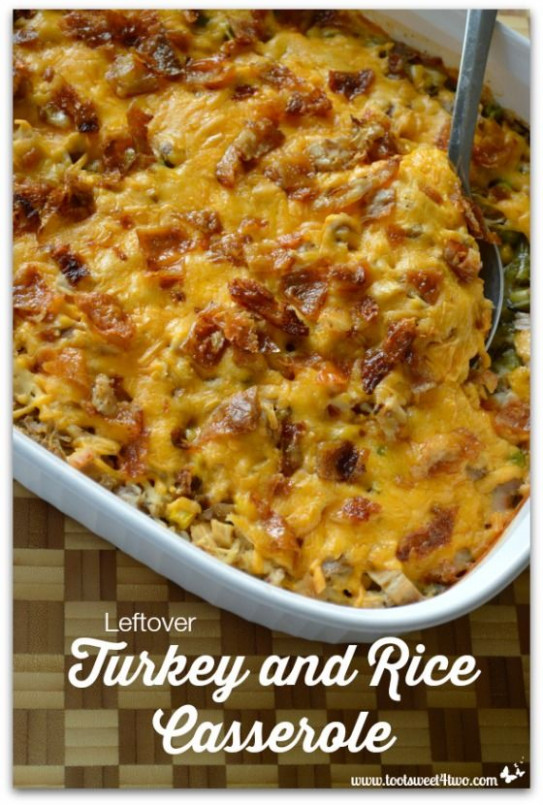 25+ Best Ideas about Leftover Turkey Recipes on Pinterest ...