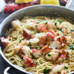 25+ best ideas about Lobster pasta on Pinterest | Seafood ...