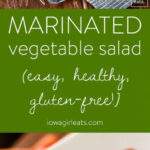 25+ best ideas about Marinated vegetable salads on ...