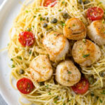 25+ Best Ideas About Scallop Pasta On Pinterest   Seafood …