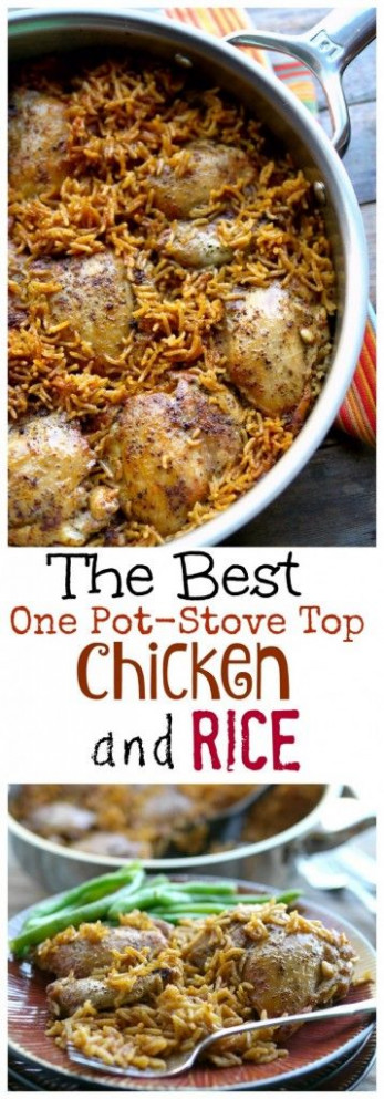 25+ best ideas about Stove Top Chicken on Pinterest ...