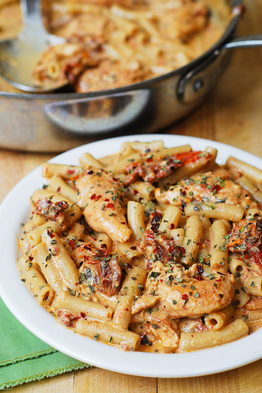 25 Delicious Pasta Recipes - The Girl Creative