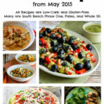 25 Deliciously Healthy Low-Carb Recipes from May 2015 ...