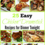 25 Easy Chicken Drumstick Recipes For Dinner Tonight …