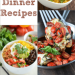 25 Easy Healthy Dinner Recipes | The Novice Chef