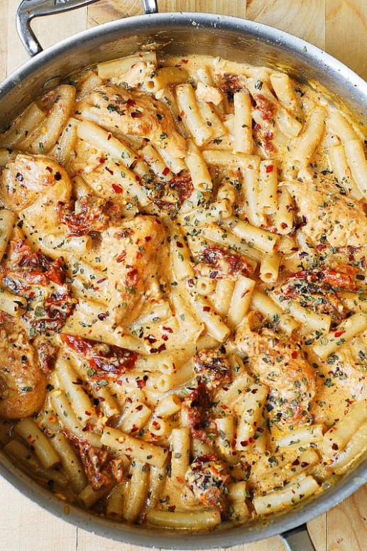 25 Easy Pasta Recipes: Delicious and Simple - Julia's Album