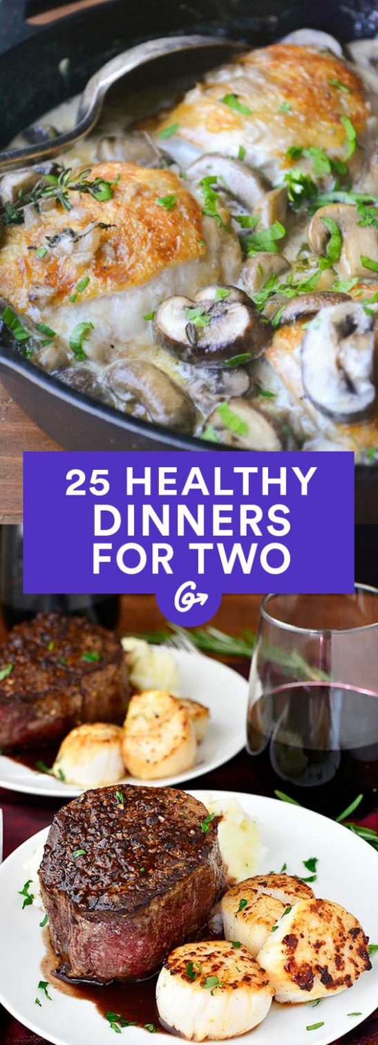 25 Healthy Dinner Recipes For Two | Healthy Dinners …
