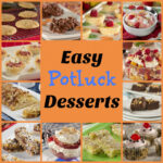 28 Easy Potluck Desserts | EverydayDiabeticRecipes