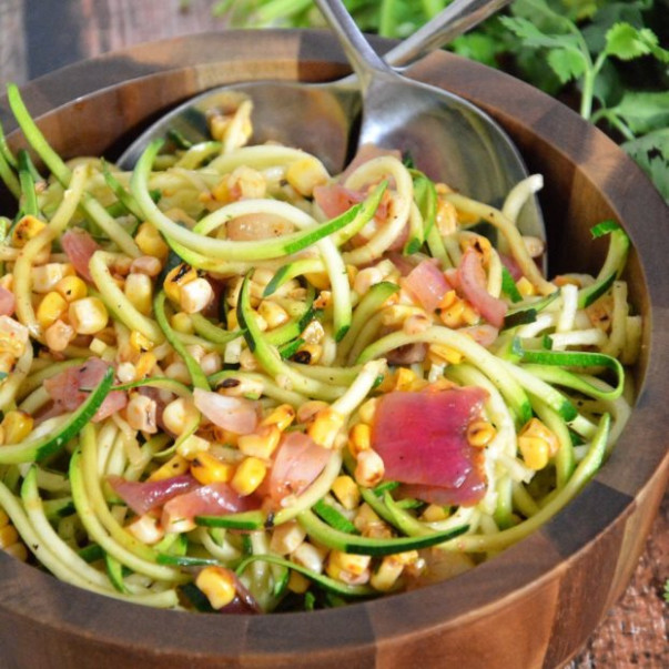 28 Irresistible and Quick Zoodle (Zucchini Pasta) Recipes