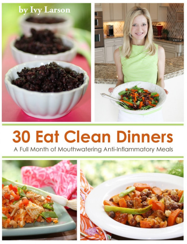 30 Eat Clean Dinners by Clean Cuisine Review - My Whole ...