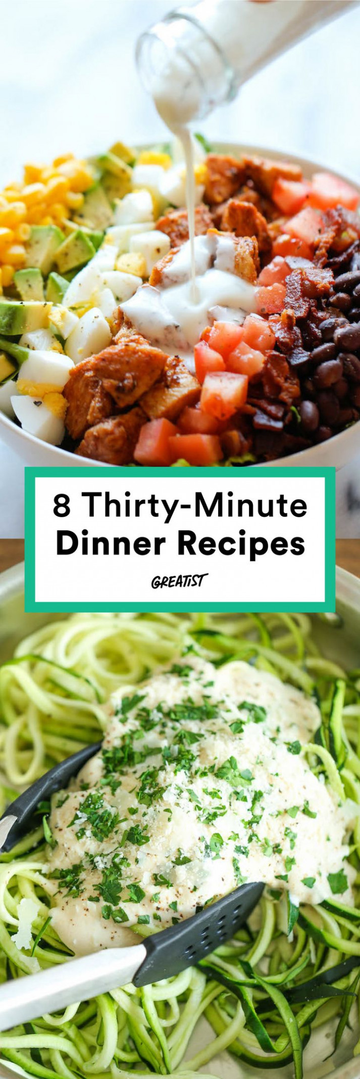 30 Minute Dinners You'll Want To Make This Week | Healthy …