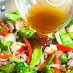 30 Minute Ginger Chicken And Veggie Stir Fry Recipe