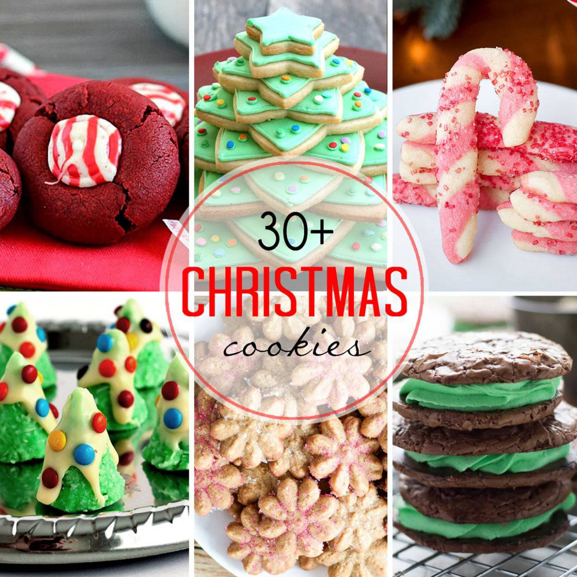 30 Plus Festive Christmas Cookie Recipes — Let's Dish Recipes