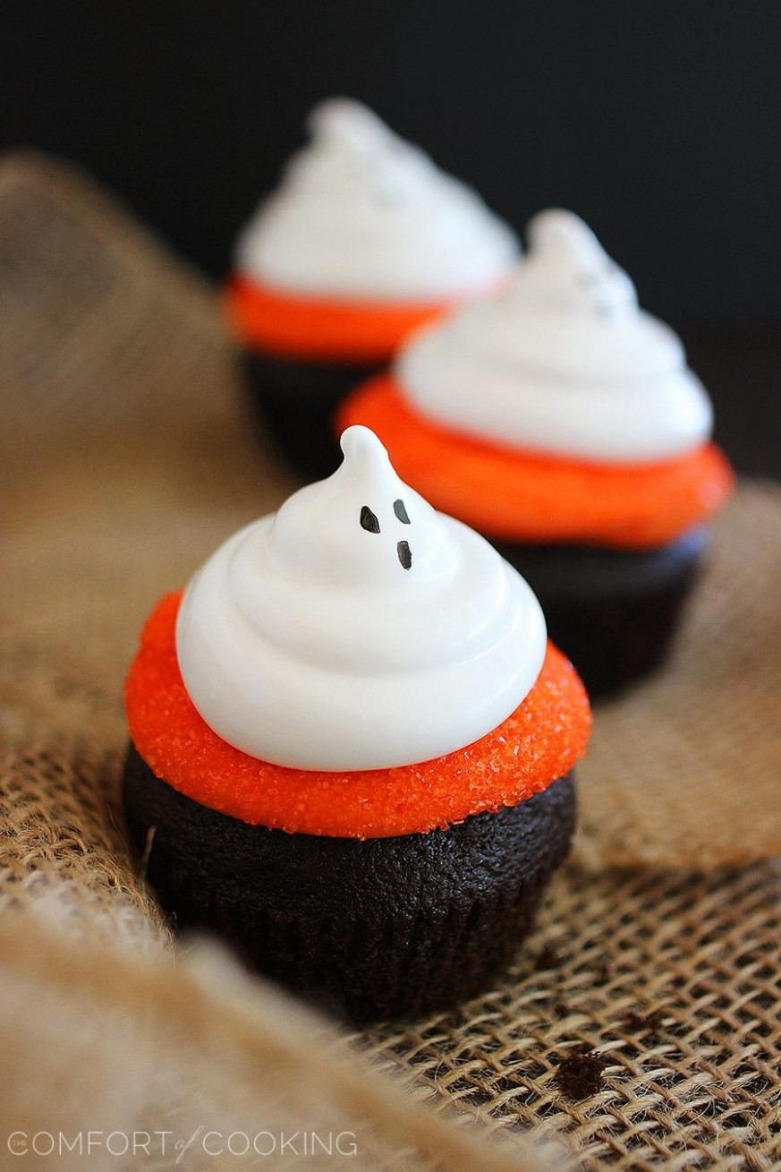 30 Yummy Halloween Cupcake Recipes - Festival Around the World