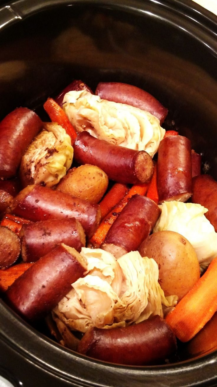 31 best Crockpot Smoked Sausage Recipes images on ...
