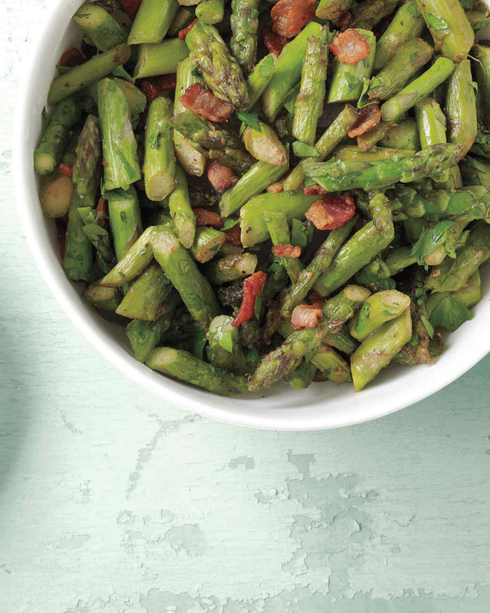 31 Days of Asparagus Recipes (Because Spring is Almost ...