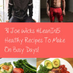 31 Joe Wicks #LeanIn15 Healthy Recipes To Make On Busy …