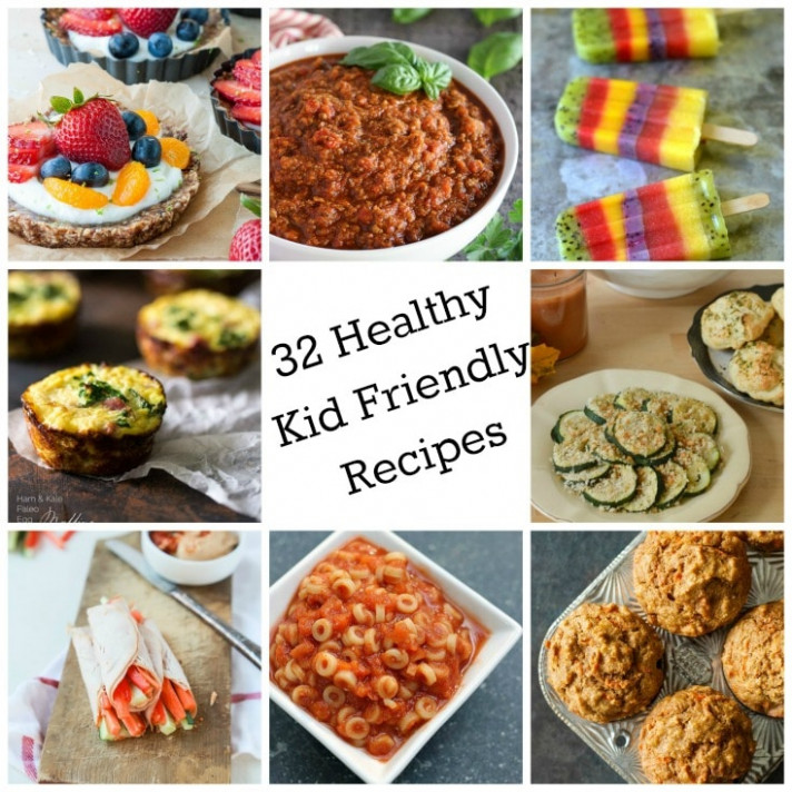 32 Healthy Kid Friendly Recipes - A Cedar Spoon