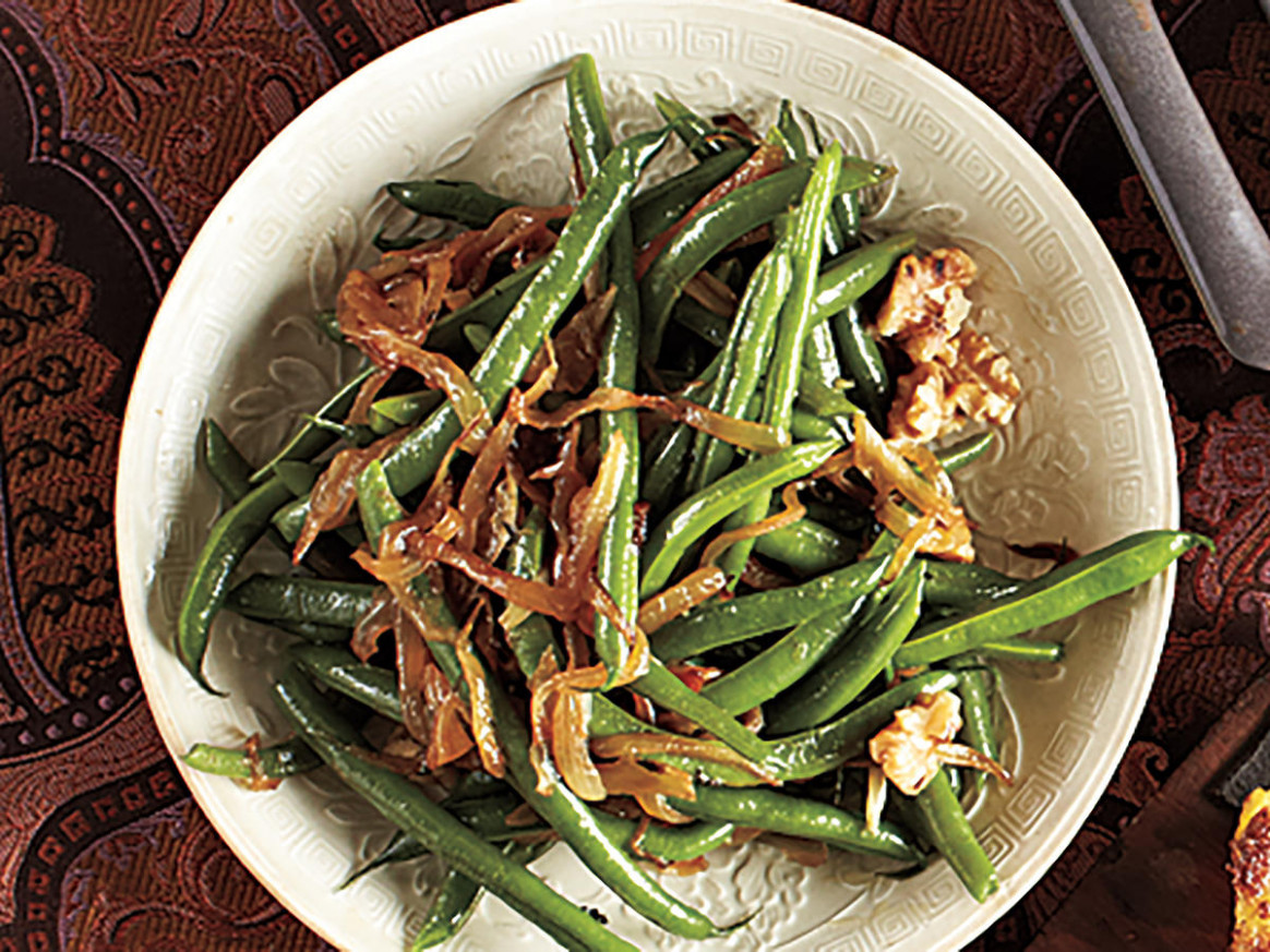 33 Healthy Green Bean Recipes - Cooking Light
