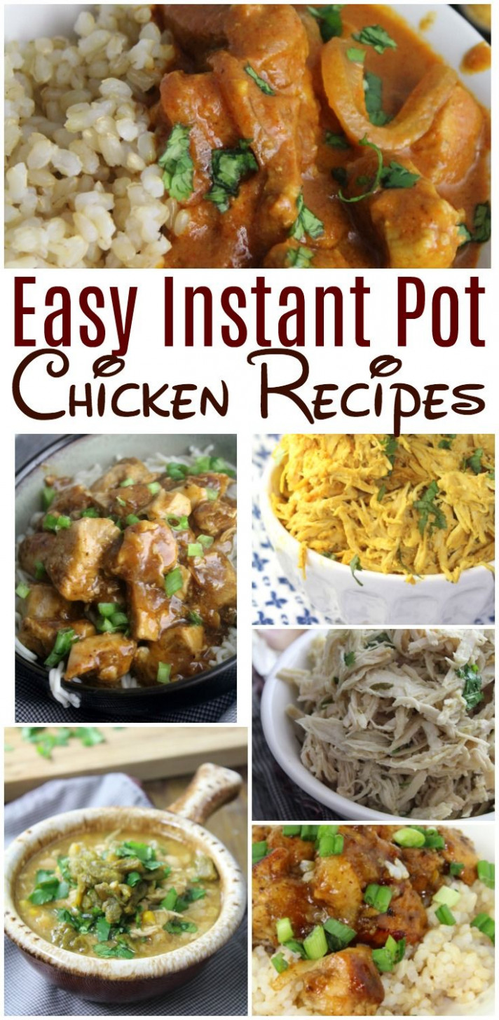 344 best Easy Instant Pot Recipes images on Pinterest ...