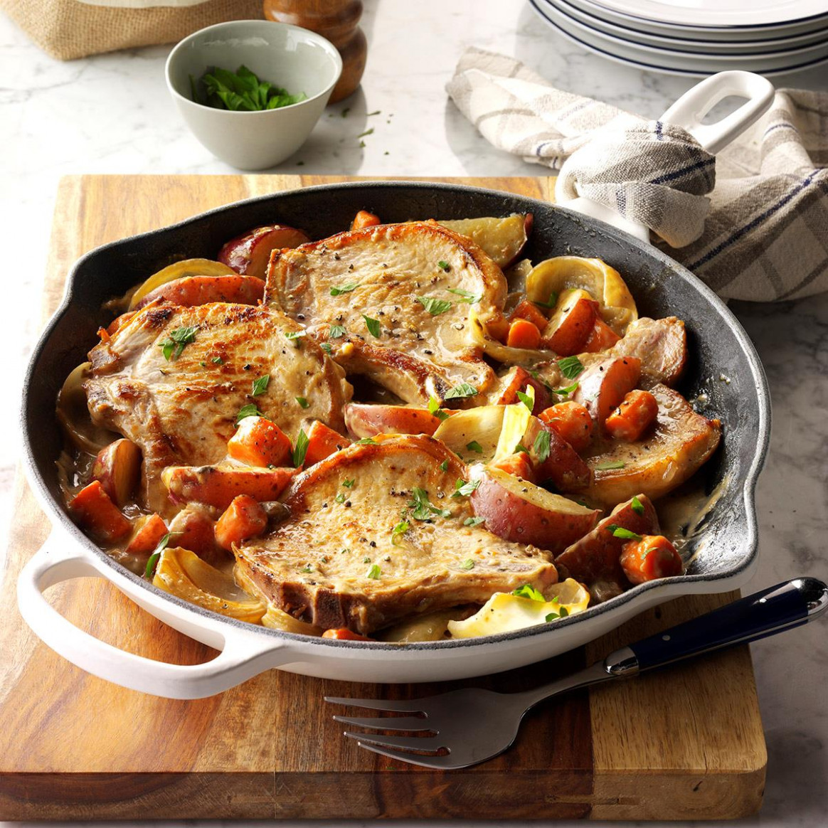 35 Skillet Dinner Recipes That Will Rock Your World ...