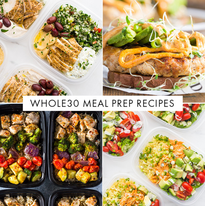 35 Whole30 Meal Prep Recipes (Whole Breakfasts, Whole30 ...