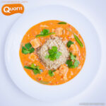 'QUORN CHICKEN KORMA' RECIPE !!! | Fitness On Toast