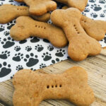 4 Ingredient Dog Biscuits!