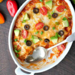 4 Ingredient Healthy Chicken Enchilada Casserole – The …