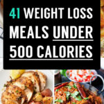 41 Weight Loss Meals Under 500 Calories That You Need To …