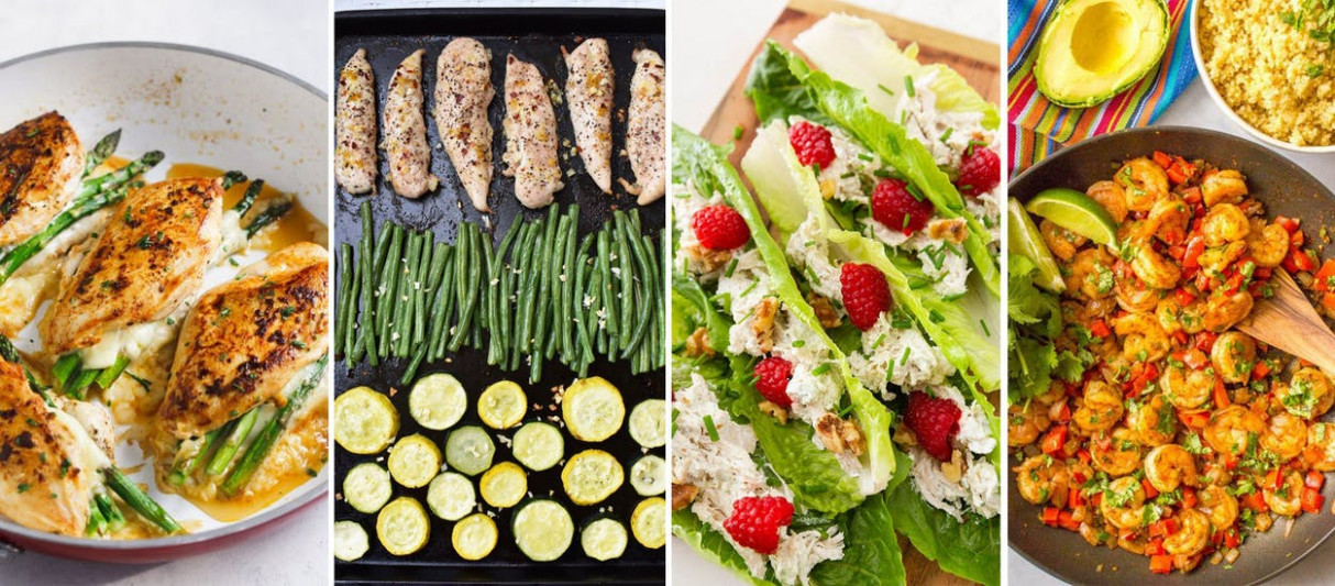 44 Quick and Easy Dinner Recipe Ideas That Anyone Can Make ...