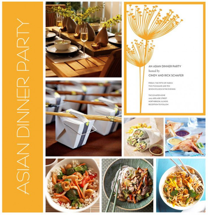 45 best images about Asian Dinner Party Ideas and recipes ...