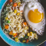 5 Ingredient Ramen With An Egg – Quick And Easy Dinner