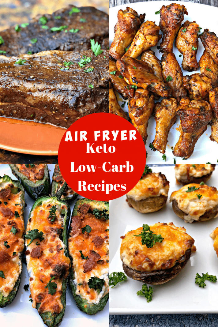 5 Quick And Easy Keto Low Carb Air Fryer Recipes For Dinner