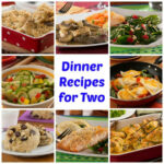 50 Easy Dinner Recipes For Two | MrFood