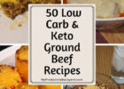 50 Low Carb Keto Ground Beef Recipes   My Productive Backyard