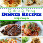 50 Quick And Easy Dinners   Chef In Training Recipes …