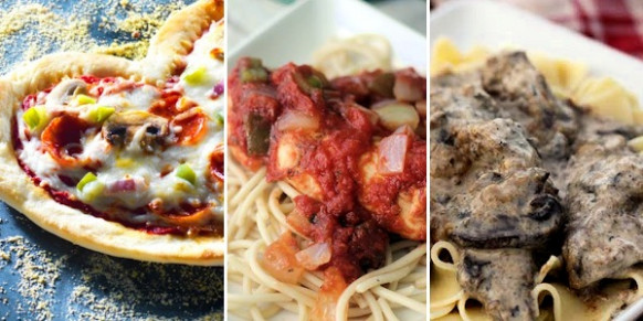 50 Valentine's Day Dinner Recipes