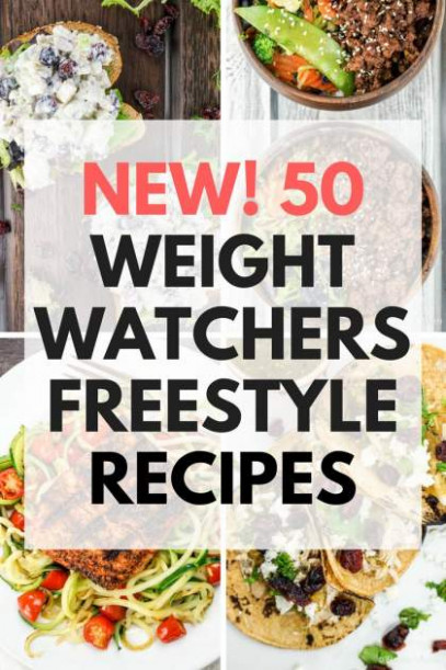 50 Weight Watchers Freestyle Recipes - Slender Kitchen